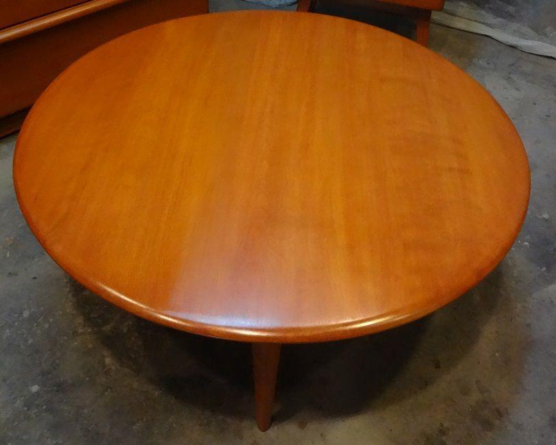 Heywood wakefield refinished coffee table coffee table