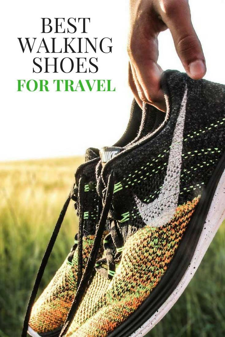 Best Walking Shoes for Travel (for Men