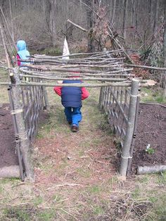 Childrens Garden Ideas veggie gardens for kids making a childrens vegetable garden Simple And Joyful Garden Musing Childrens Garden Check Out The Soon To Be Covered In Vines Tunnellove This Idea