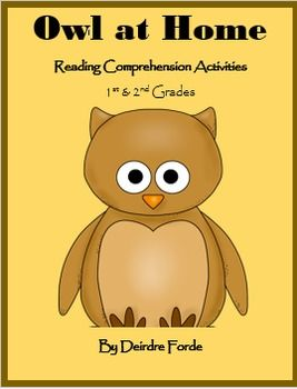 This Is A Complete Set Of Reading Comprehension Responses For All 5 Chapters Of Ow Reading Comprehension Reading Comprehension Activities Sequencing Activities