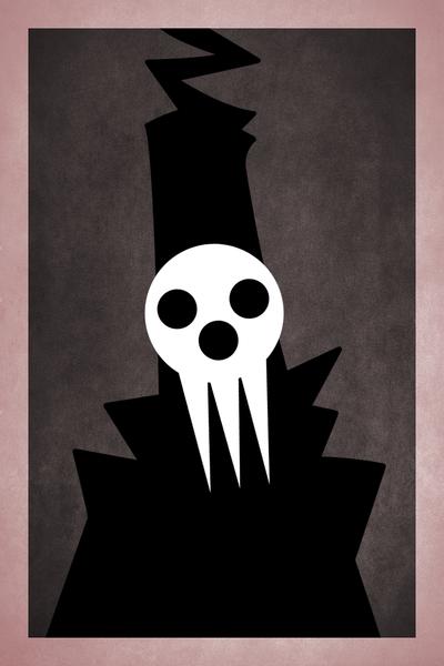 Lord Death Portrait by Blacnarf on deviantART