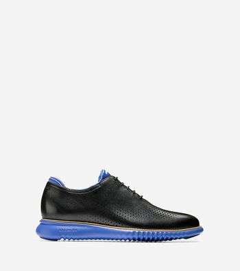 C23992 - Men's 2.ZERØGRAND Laser Wingtip Oxford
