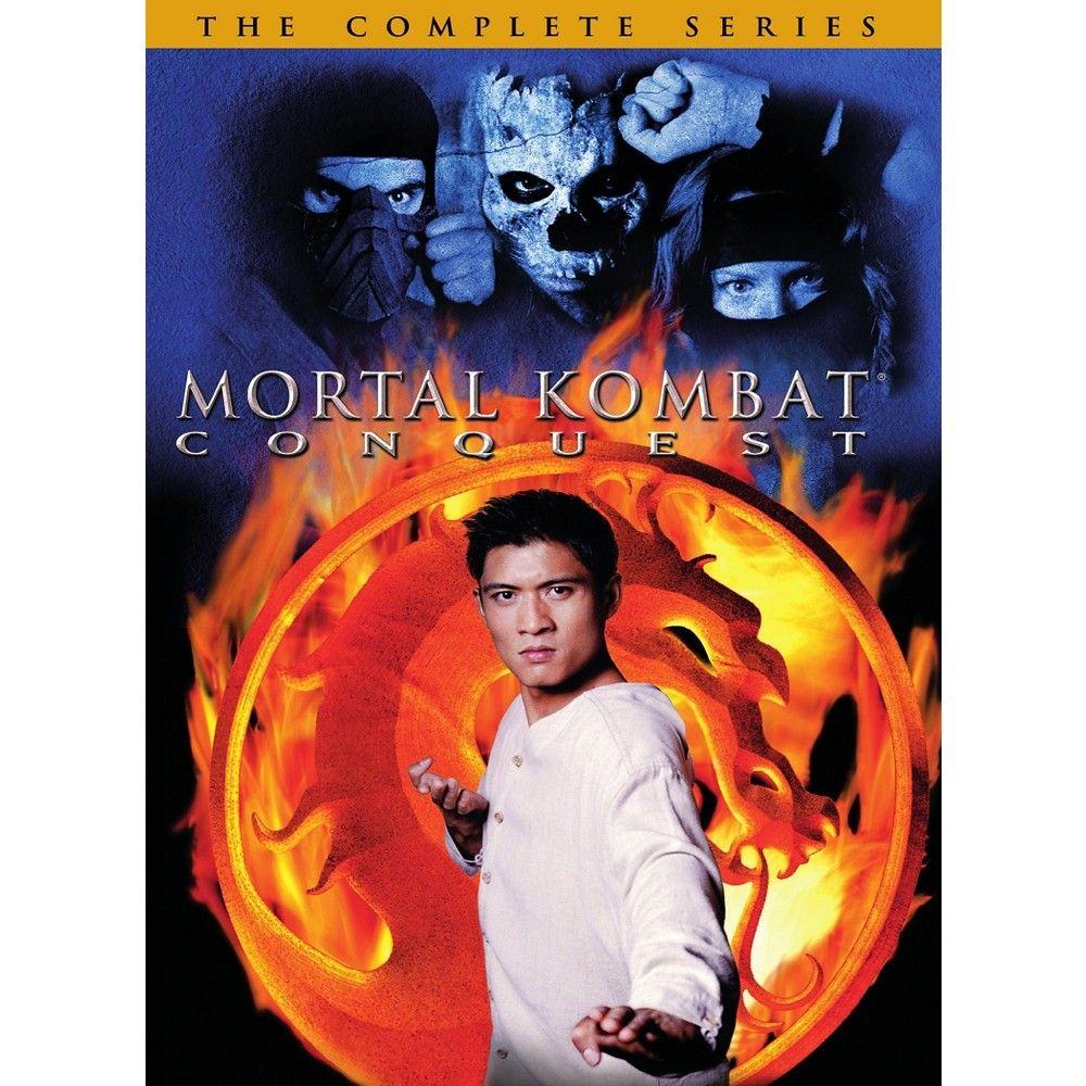Mortal Combat: Conquest [4 Discs]