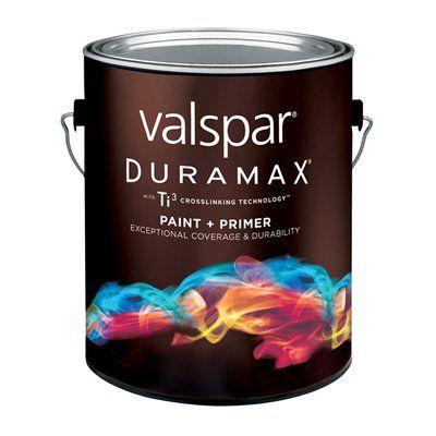 Valspar Duramax Exterior Paint And Primer Faux Brick Interior