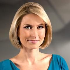 hairstyle Morgan Brennan, Reporter | Hair and Color | Short