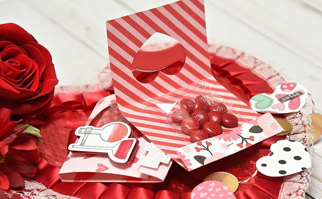 Pin on Valentine's Day Crafts & Goodies