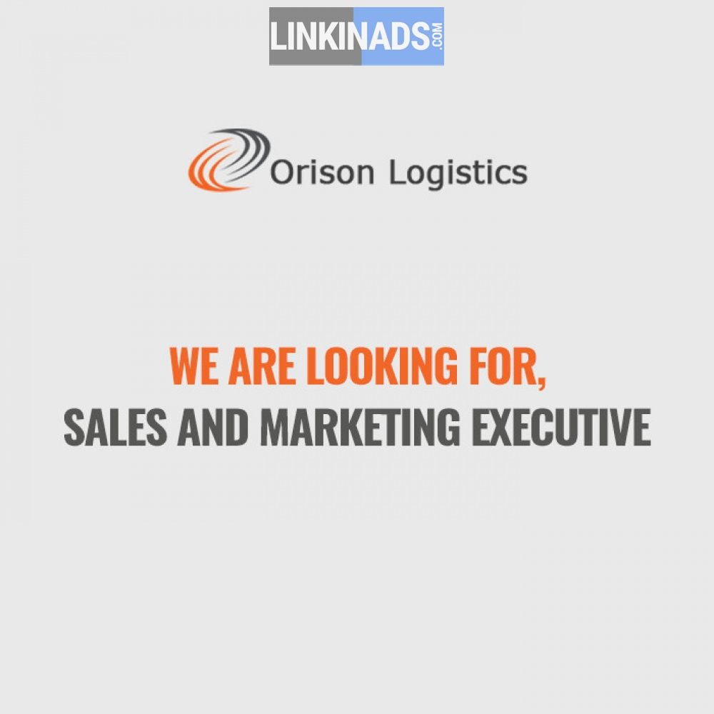 Looking For Experience Sales And Marketing Executive  Linkinads