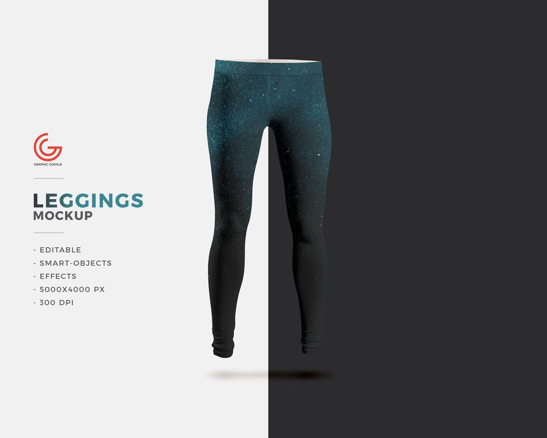 Download Free Leggings Mockup Psd 2018 3 Free Leggings Clothing Mockup Best Leggings
