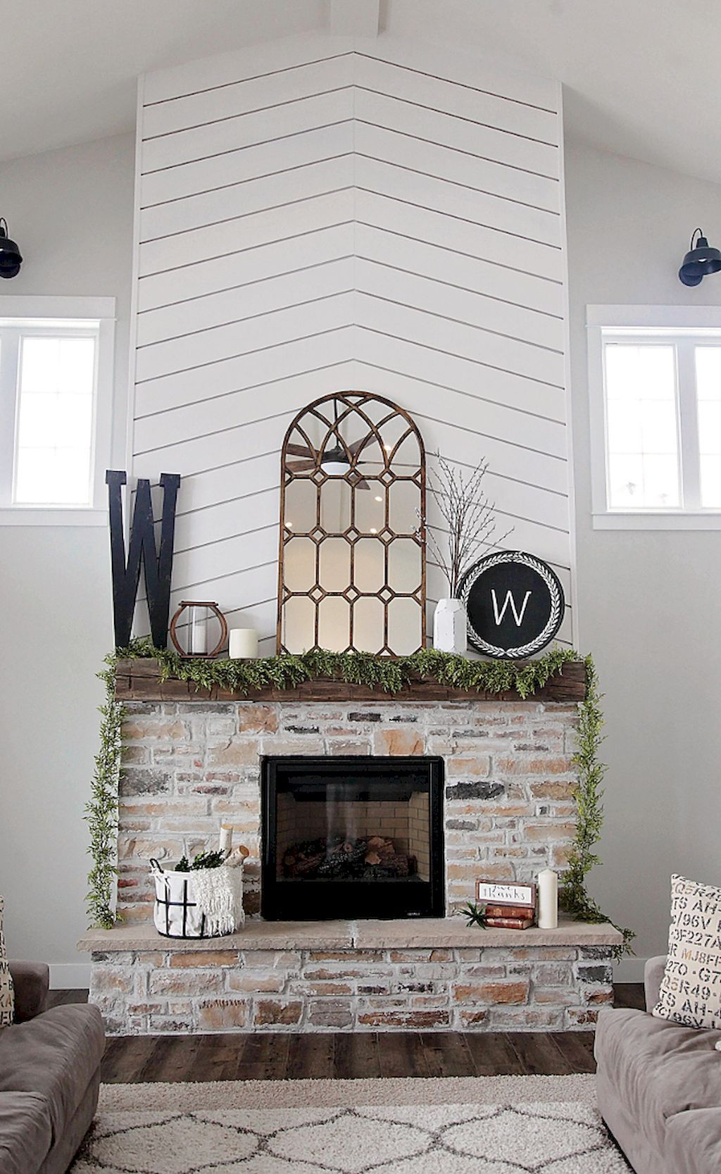 50 most amazing rustic fireplace designs ever rustic