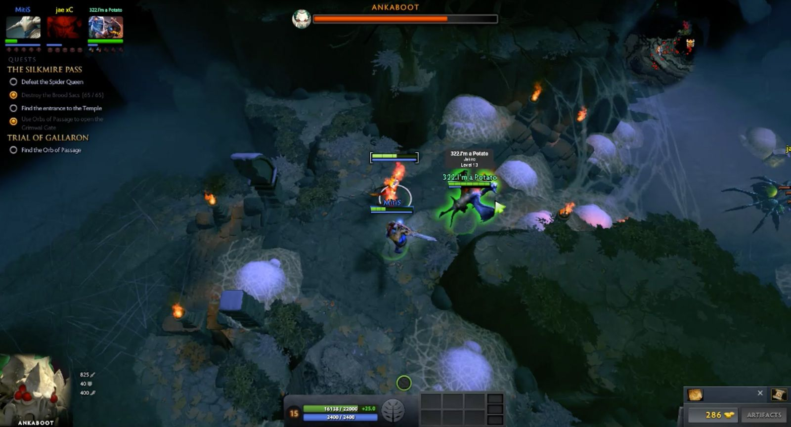 valve releases the first multiplayer campaign for dota 2