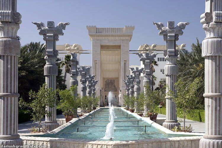 Dariush Grand Hotel Kish Island Iran