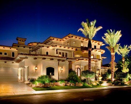 25 Stunning Mediterranean Exterior Design Mediterranean Homes Mediterranean Homes Exterior Mediterranean House Designs