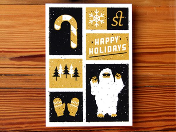 Top 25 ideas about Design // Holiday Card on Pinterest | Holiday ...
