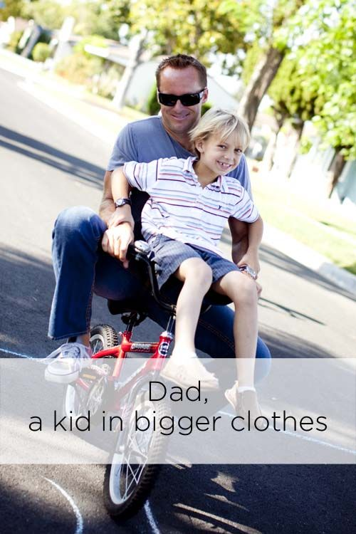 What we love about Dad. #Father's Day. Shutterfly.com