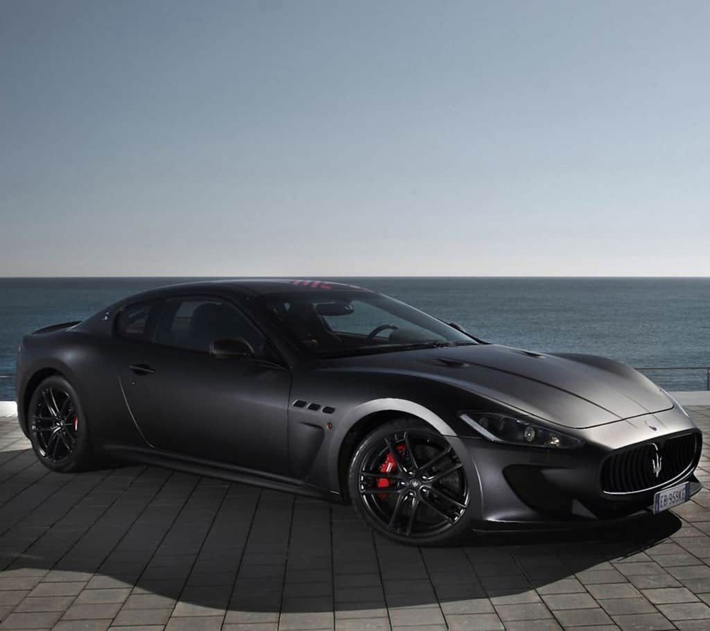 Top 20 Luxury Cars: 20+ Best Maserati GranTurismo Luxury Cars Photos