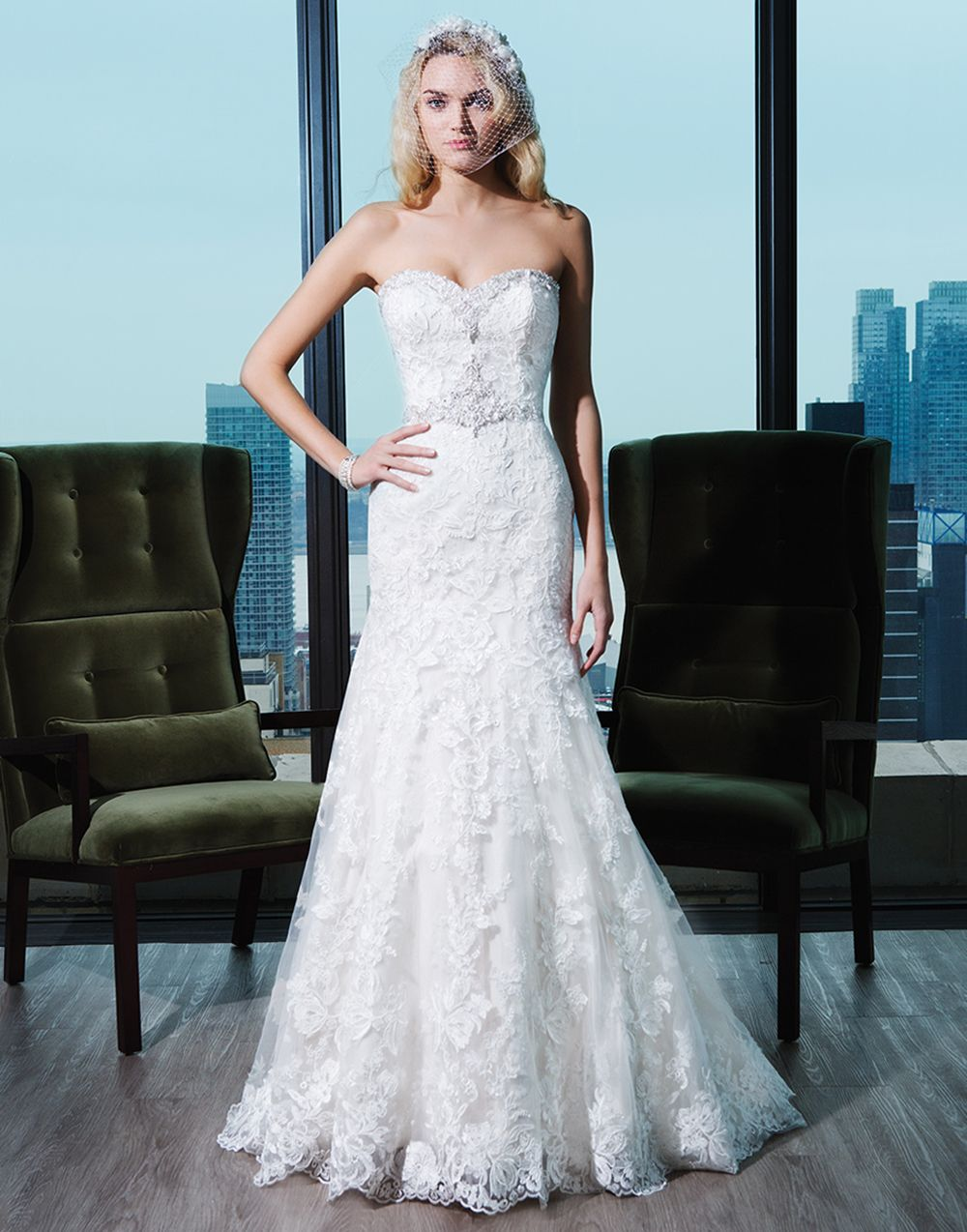 Justin Alexander signature wedding dresses style 9771 Embroidered ...