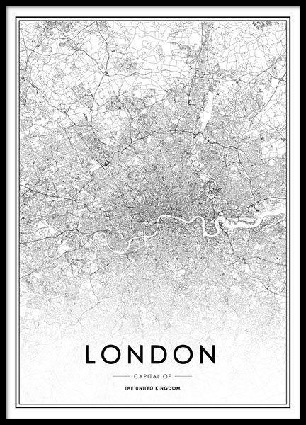 At desenio you can find black and white posters with cities and stylish prints with maps online we also have graphic prints and kids posters