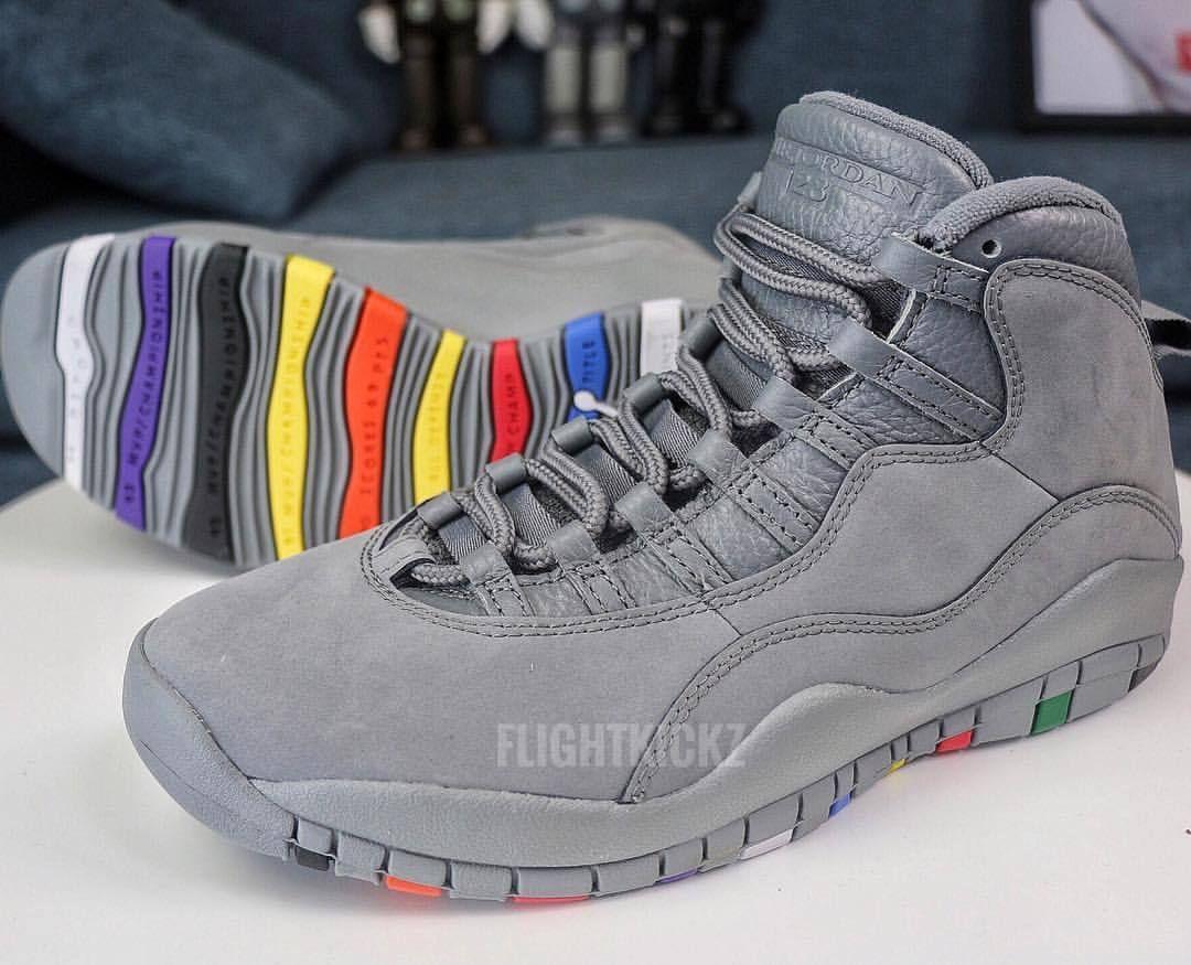Air Jordan 10 Nouvelles Baskets Adidas