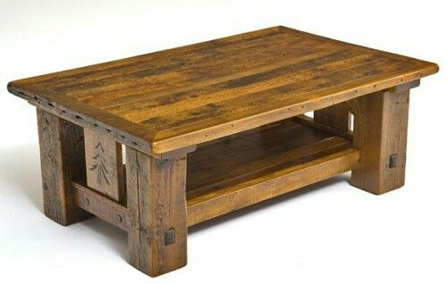 Pin By Austin Wachter On Woodworking Coffee Tables Rustic Wood