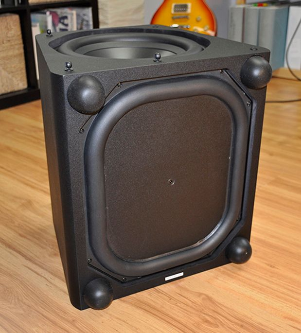 GoldenEar ForceField 5 Subwoofer Review Subwoofer