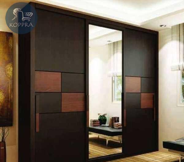 غرف نوم ، غرفة نوم مودرن لونها بنى محروق للبيع على كوبرا ، غرف نوم