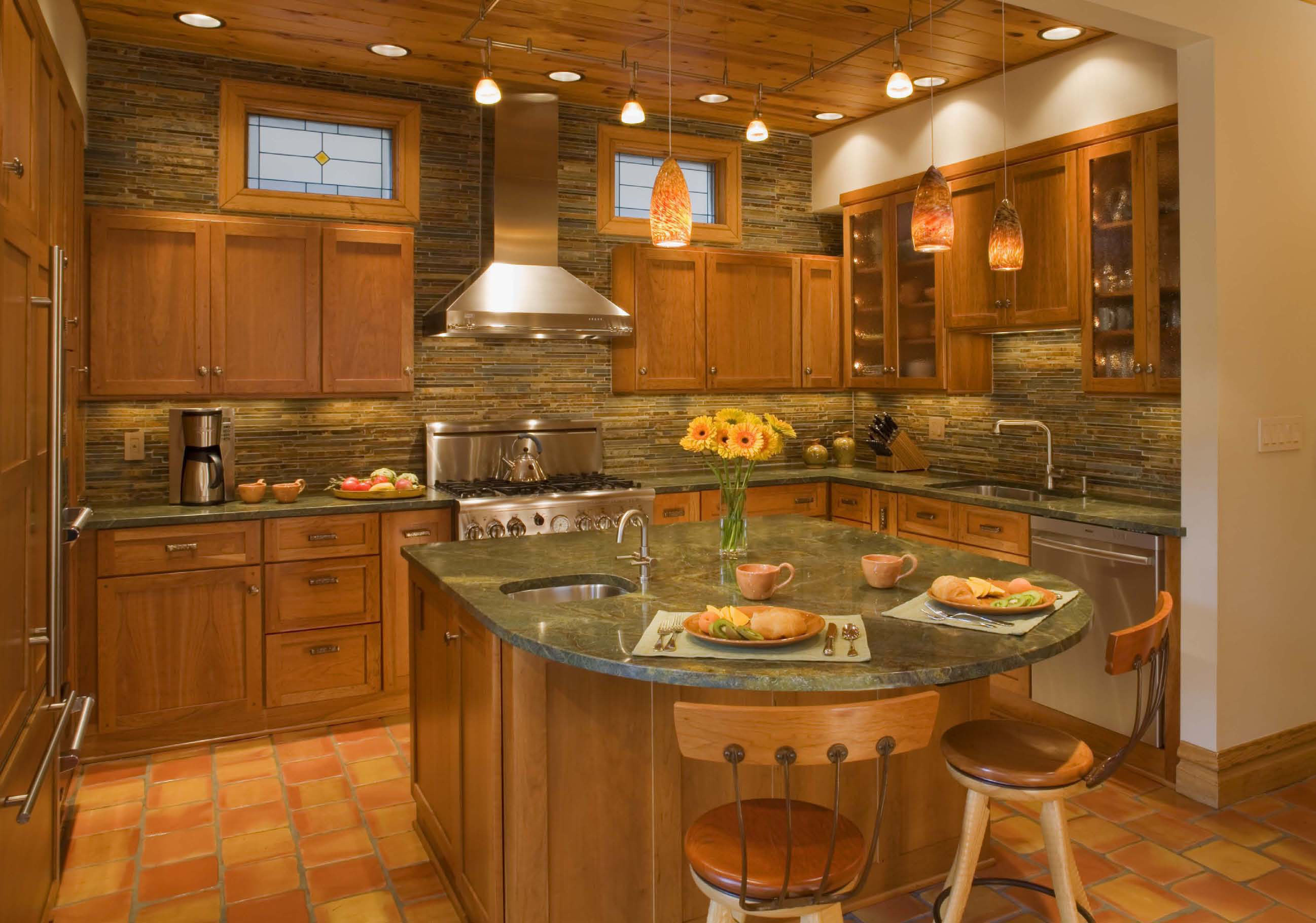 A Well Island Lighting and Islands On. Gourmet Kitchen Ideas. Modern Gourmet Kitchen Designs Ideas — All Home Designs Dream. Gourmet Kitchen Gallery Yahoo Search Results Kitchens