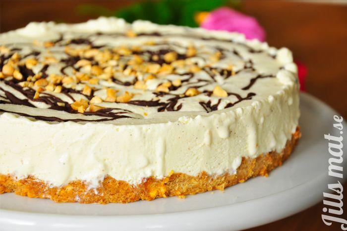 Jills Frozen Chocolate Peanutbutter Cheesecake - Jills Mat