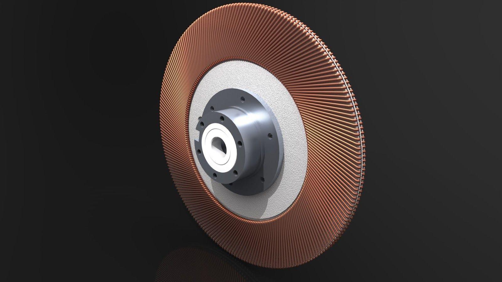 BuildIts in Progress: Coreless Axial Flux Motors | VTT Green Power