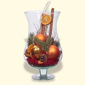 Deko-Glas Noel (Höhe 30cm) #weckgläserdekorieren
