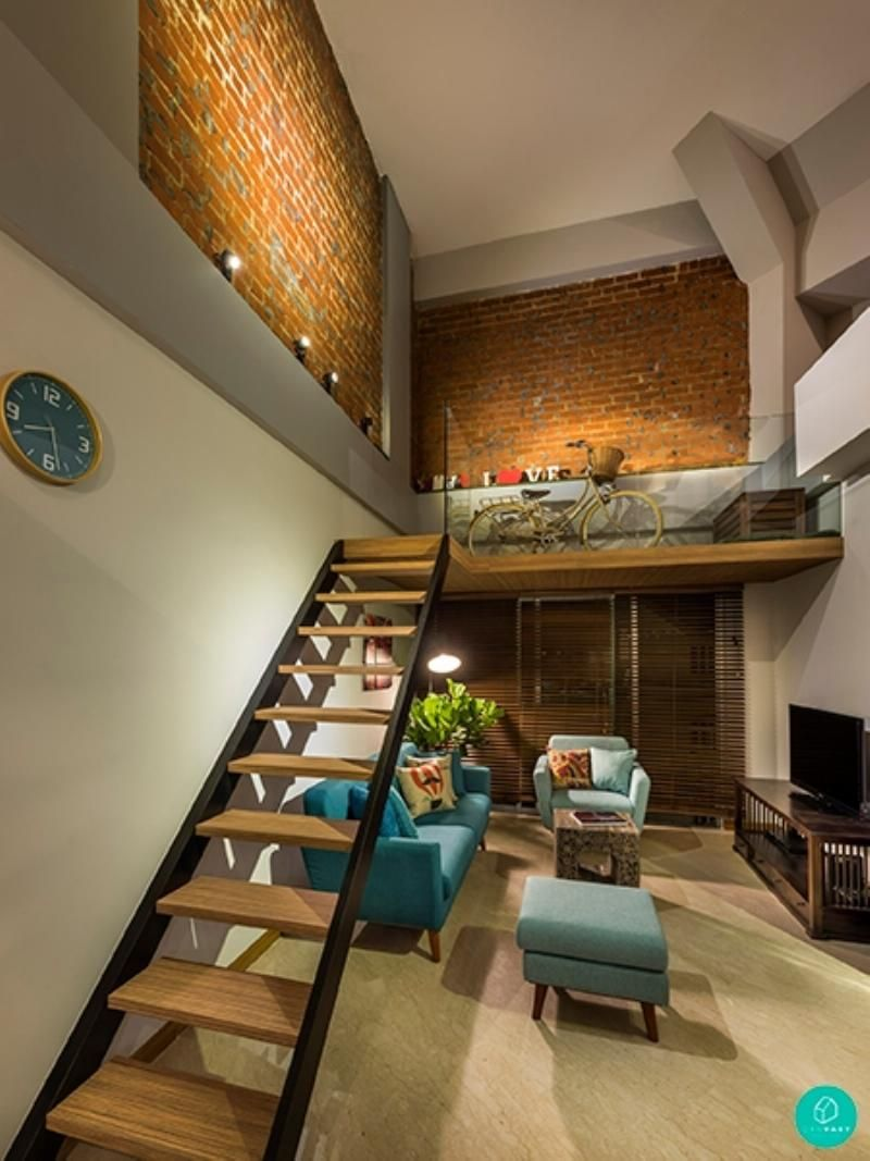 10 Amazing Loft Apartments In Singapore Lofts Loft Ideas And
