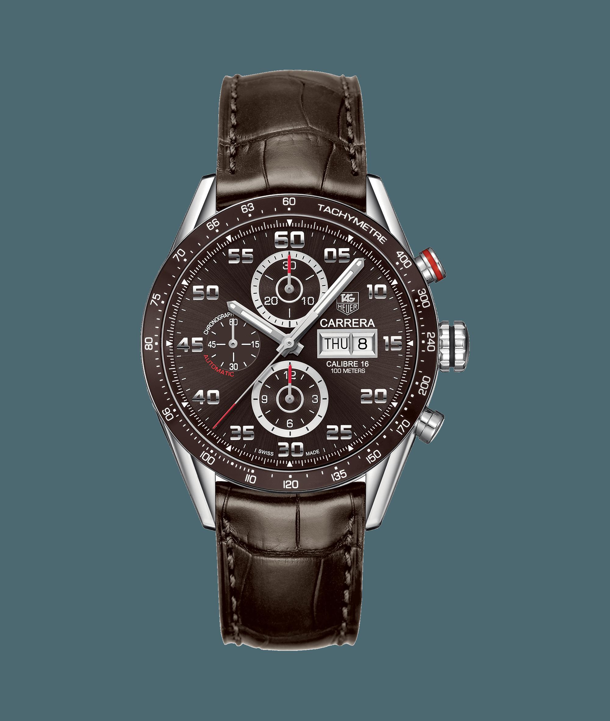 a8782e4200d TAG Heuer Carrera Calibre 16 Day-Date Cronógrafo Automático 100 M - 43 mm  CV2A1S.FC6236 Preço do relógio TAG Heuer
