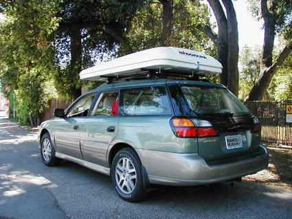 Ultimate Outback Car Camping Thread