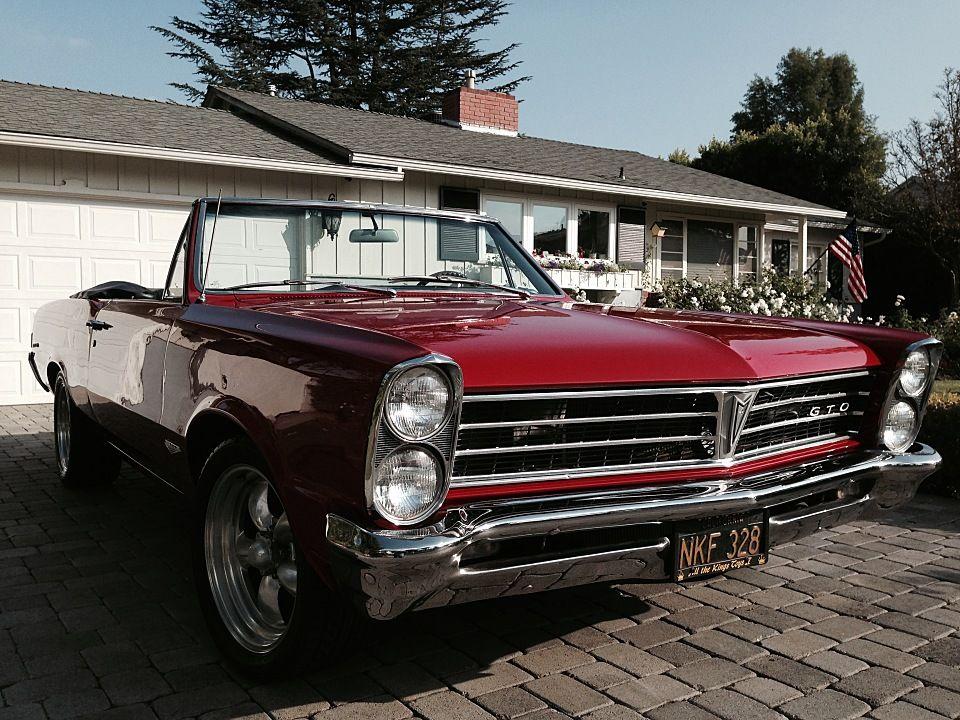 1965 Pontiac GTO for sale 100787960
