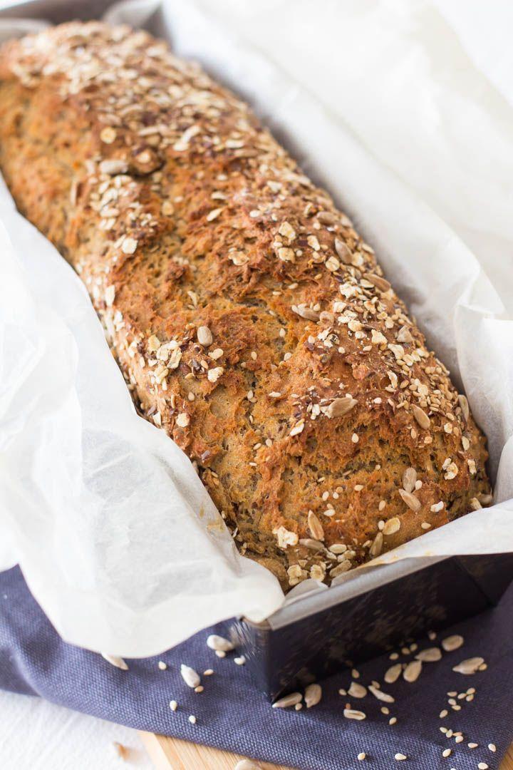 Dinkel-Roggen-Weizen Brot - gesundes Frühstück ⋆ Lieblingszwei * Mama- & Foodblog