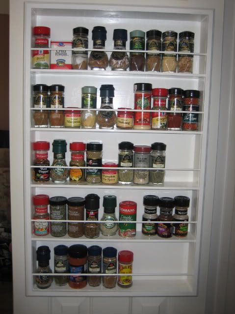 Captivating How Do You Store A LARGE Collection Of Spices? Drjoann Spice Rack On Garden  Web