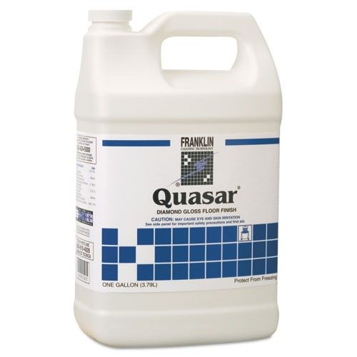 Franklin Cleaning Technology Quasar High Solids Floor Finish Liquid 1 Gal Bottle Floor Finishes Clean Technology Cleaning
