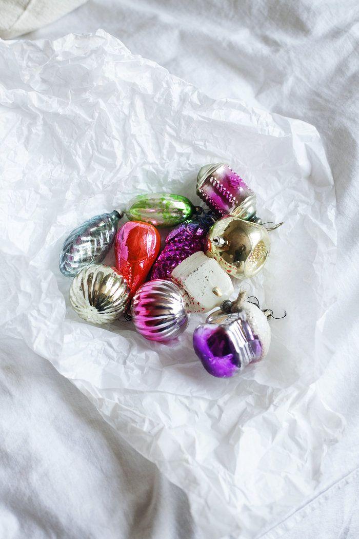 Christmas decorations - Suvi sur le vif / Lily.fi