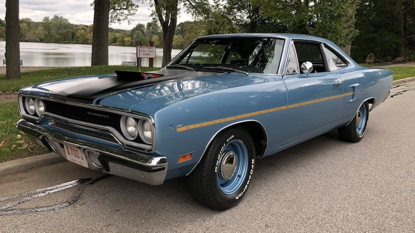1970 Plymouth Road Runner | T70.1 | Kissimmee 2019 | Mecum Auctions