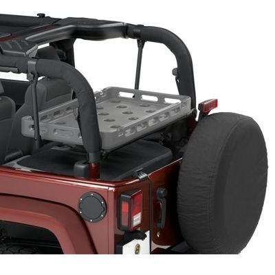 Tj Rear Storage Solution Page 2 Cargo Rack Jeep Wrangler Jeep