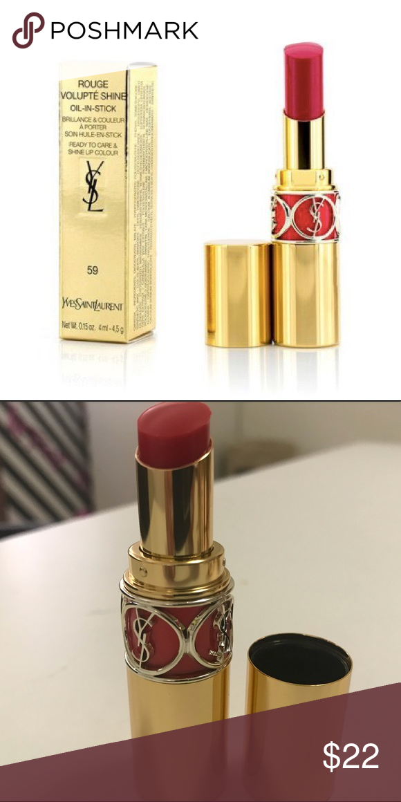 NEW! Yves Saint Laurent lipstick NWT Boutique Yves