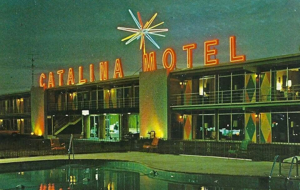 The Catalina Hotel In 1960 S Lexington Ky