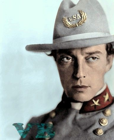 "Buster Keaton ""The General"""