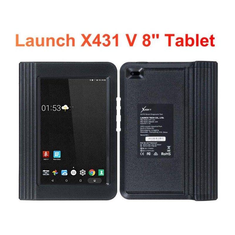 LAUNCH X431 V 8 inch Wifi/ Bluetooth Full System Car