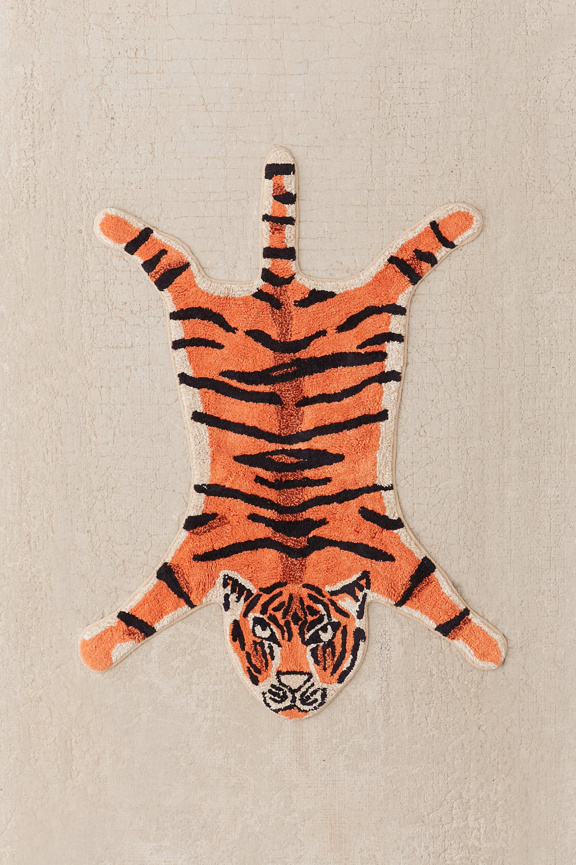 Tiger Bath Mat Tiger rug, Bath mat, Staircase carpet runner