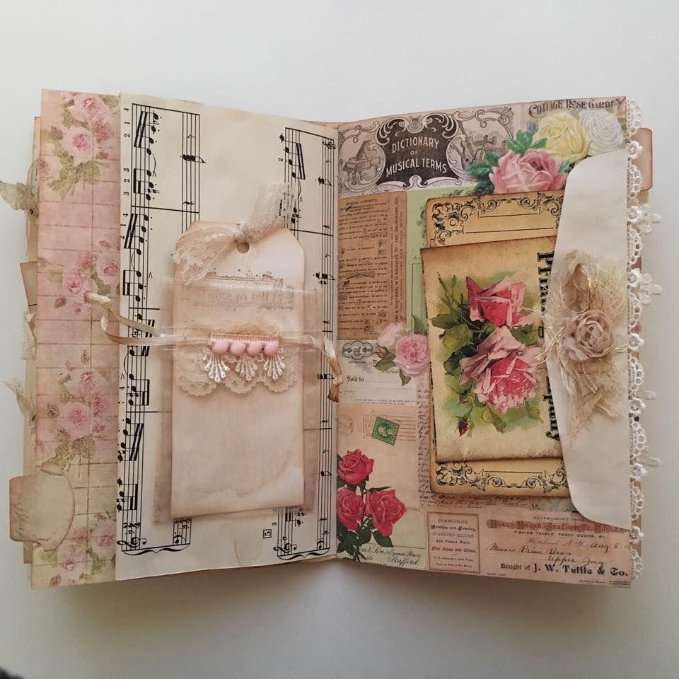 Printable Journal kits, Printable Scrapbook paper