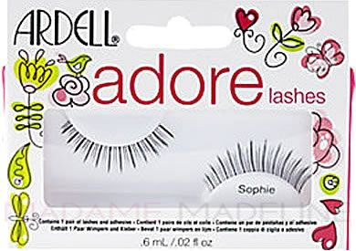 59c4f07e59b Ardell Adore Fashion Lashes Sophie - Available at Madame Madeline and Sally  Beauty.