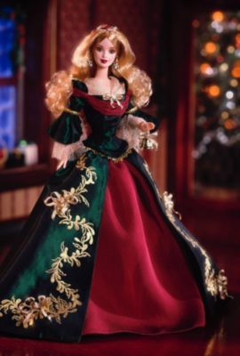 Holiday Treasures™ Barbie® Doll 2000   The Barbie Collection
