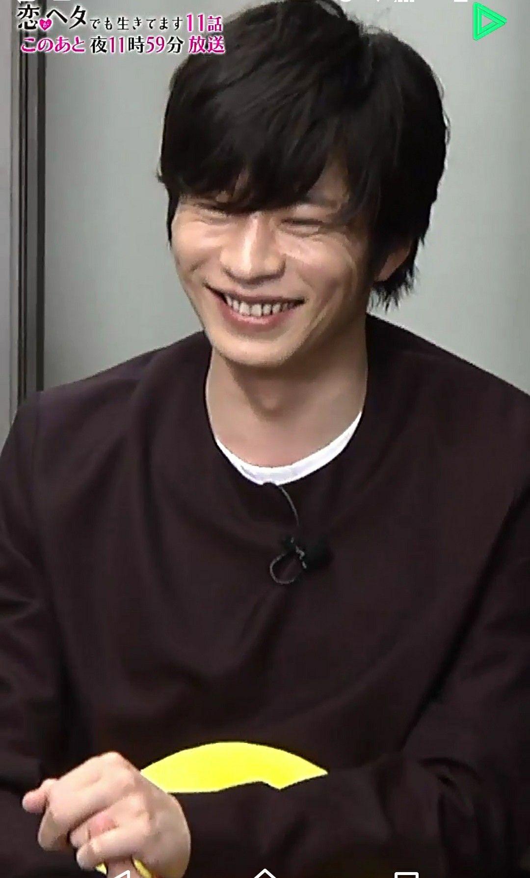 笑った表情にも色気を感じる田中圭