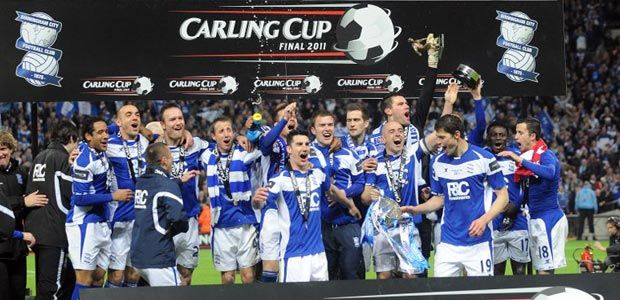 Birmingham City - League Cup Winners 2011