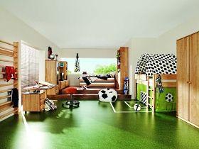 Amazing Fu ball Kinderzimmer Ein echter Heimvorteil zur EM Aktuelle Wohntrends genussmaenner de